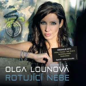 Olga Lounová - Rotující nebe