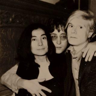 Lennon, Warhol a Ono