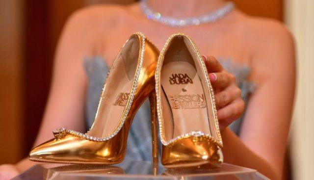Nejdražší boty na světě