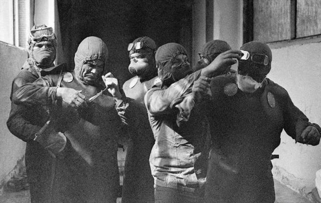 Hrdinové Černobylu