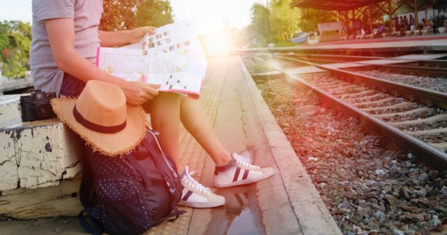 Cestování vám posílí sebevědomí.