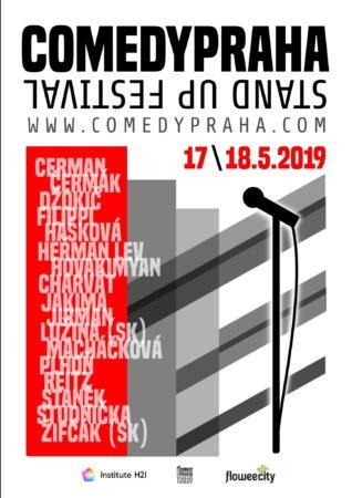 Comedy Praha 2019