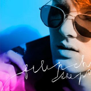 Nová tvář české hudební scény Filip Chris debutuje s novým singlem a videoklipem The Power.