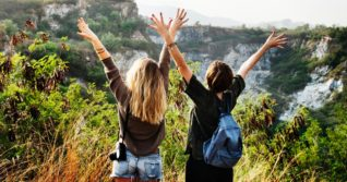 Na dovolenou se svojí kamarádkou nikdy nezapomenete