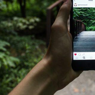 Na Instagram musíte přidávat pouze kvalitní fotky