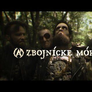 ČAD - Zbojnícke móresy (ft. Catastrofy)