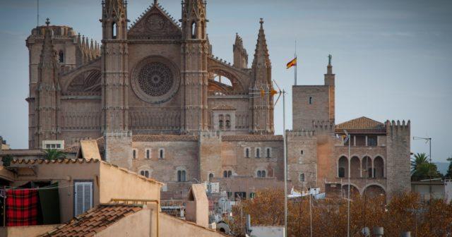 Chrám Panny Marie, Mallorca