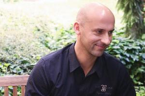 Ladislav Matyinko z Maduaru při rozhovoru