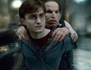 Harry a skřítek z Gringottovy banky
