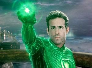 Ryan alias Green Lantern