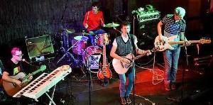 Charlie Straight na jednom z koncetů v pražském Hard Rock Café/ilustrační foto  MySpace kapely