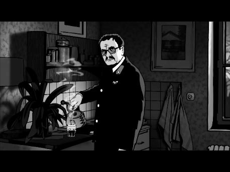Alois Nebel alias Miroslav Krobot