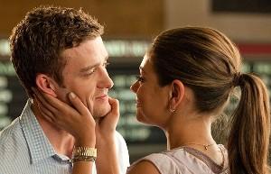 Mila Kunis a Justin Timberlake