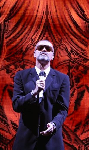 George Michael v Praze