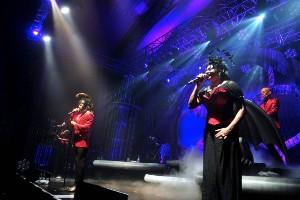 Erasure na pražském koncertě