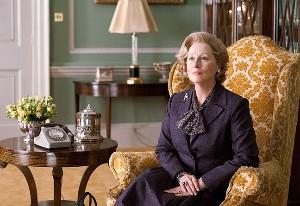Maryl Streep jako Železná lady