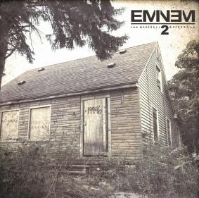 Tady Eminem bydlel.