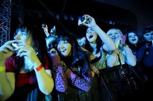 Fanynky na Tokio Hotel