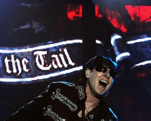 Let´s rock: Na Scorpions v 02 areně