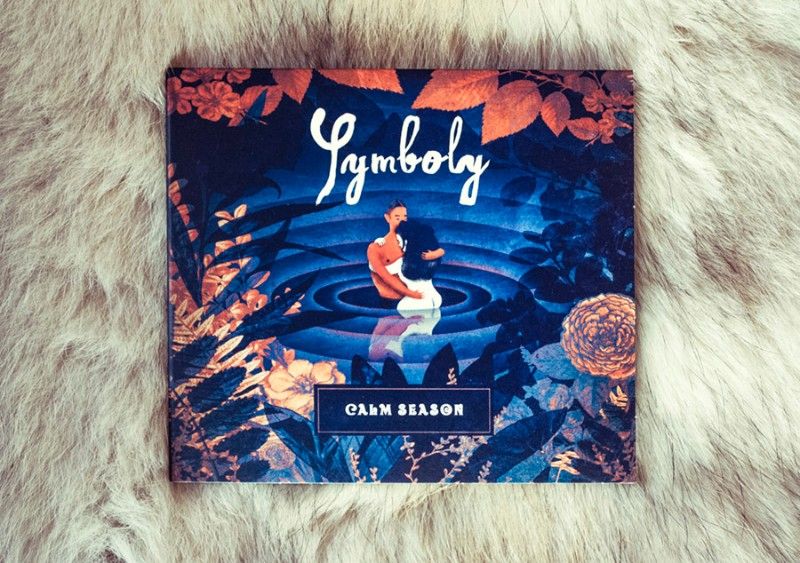 Obal alba skupiny Calm Season od Tomski&Polanski