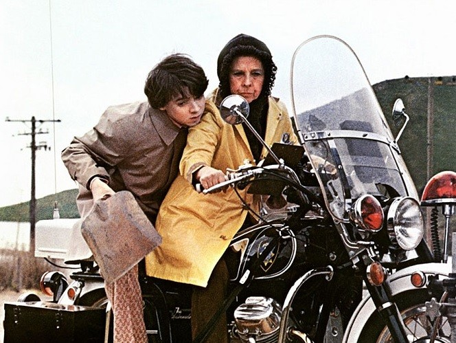 Harold a Maude/Paramount Pictures