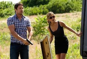 Jennifer a Gerard na silnici