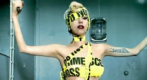 Lady Gaga a Telephone