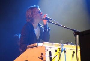 Andy za klávesami