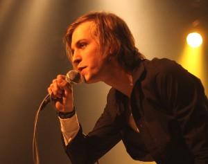 Andy, frontman Sunflower Caravan