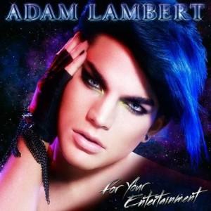 Obal desky Adama Lamberta