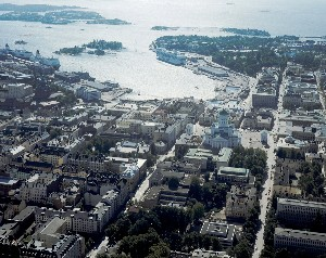 Helsinki, perla severu. Foto archiv