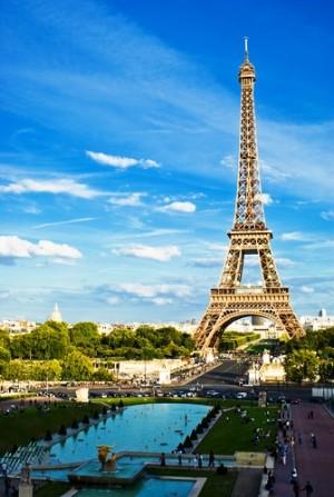 Paříž. Foto Shutterstock