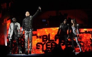 Black Eyed Peas v Praze