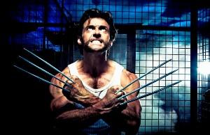 Wolverine a jeho zbraň - zatažitelné drápy. Foto Bontonfilm