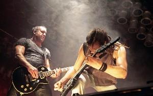 Nin Inch Nails 14. června v Manchesteru