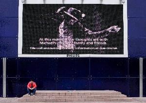 Organizátoři londýnských koncertů Michaela Jacksona vyjadřují upřímnou soustrast jeho rodině