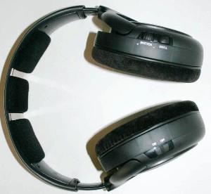 Sluchátka Sennheiser RS 130