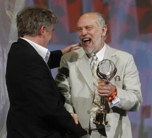 John Malkovich dostal cenu za celoživotní přínos