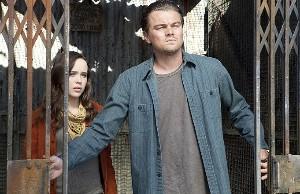 Leonardo diCaprio a Ellen Page